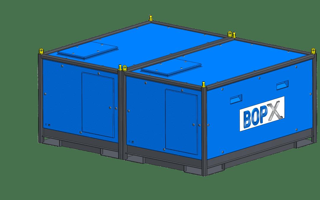 BOPX EZ Test Offshore