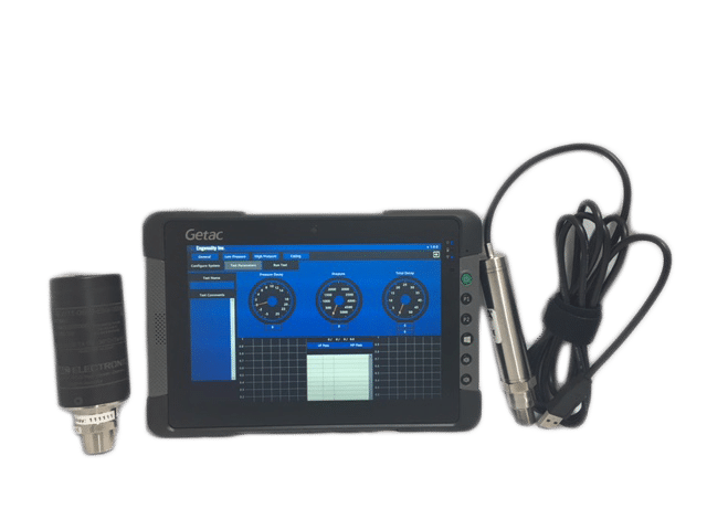 Digital chart recorder tablet